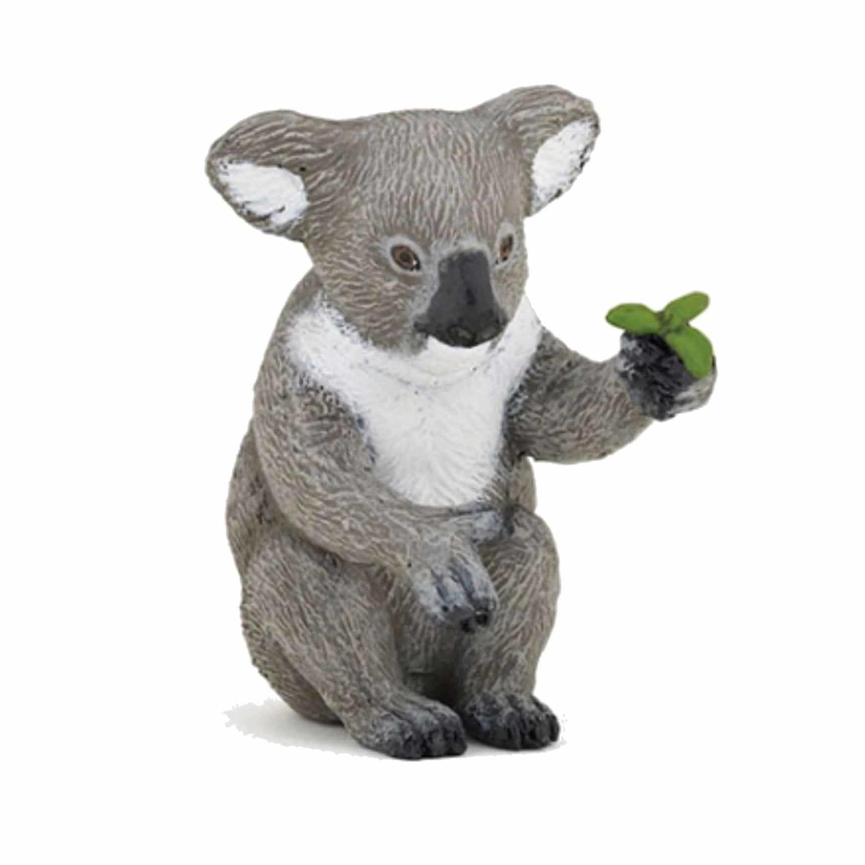 14311e56181e46 Plastic Papo dier koala sloffen/ pantoffel winkel